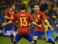 Spain Late Show Ends England Unbeaten Run