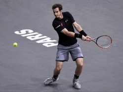 Andy Murray Crushes Borna Coric to Set up David Goffin Meeting in Paris