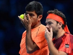 Rohan Bopanna-Florin Mergea Beat Bryan Brothers in World Tour Finals