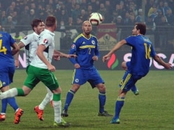 Edin Dzeko Saves Bosnia in Ireland Stalemate