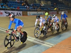 India Finish With 11 Medals in Track Asia Cup Cycling Meet