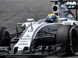 Felipe Massa Excluded From Brazilian Grand Prix For Hot Tyres