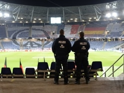 Germany-Netherlands Match Called-Off for 'Security Reasons': Police