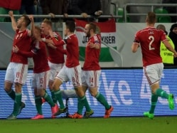 Hungary End 30-Year Wait With Euro 2016 Breakthrough