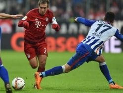 Philipp Lahm Laments Bayern Munich's Injury Woes