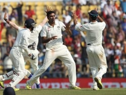 Ashwin 'is Growing in Stature With Each Series': Bharat Arun