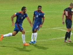India Jump Six Places to 166th in FIFA Rankings