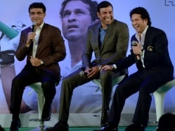 Ganguly Wishes Tendulkar Luck as Olympic Goodwill Ambassador