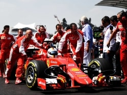 Mexican Grand Prix: Ferrari Suffer Nine-Year Low