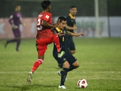 Tim Cahill Nets Hat-Trick as Australia Thump Bangladesh