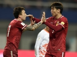 2018 FIFA World Cup Qualifiers: China Rout Bhutan 12-0