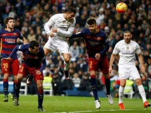 El Clasico With a Difference - Divided by Loyalty, United by Football