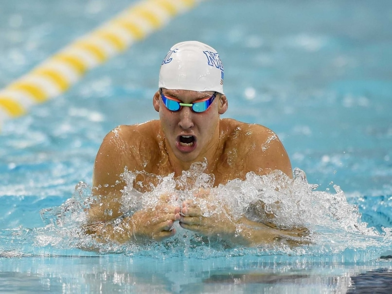 Chase Kalisz Pips Michael Phelps in Minneapolis 200m Butterfly