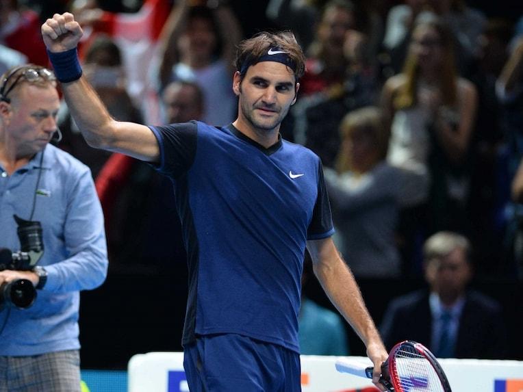 Roger Federer Floors Novak Djokovic to Seal Semi-Finals ...