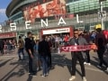 Inside the Emirates Stadium: Arsenal F.C. vs Manchester United F.C.