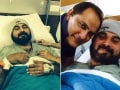 Navjot Singh Sidhu Gets a Visit From His 'Brother' Mohammad Azharuddin