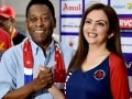 Meeting Pele a Dream Come True: Nita Ambani
