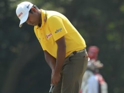 Anirban Lahiri Stays in Contention for Macao Open Title