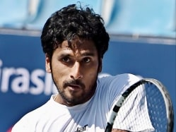 US Open: Saketh Myneni Goes Down Fighting to Jiri Vesely in Rd 1