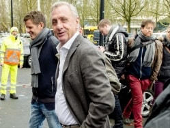 Johan Cruyff Positive he Will Beat Cancer