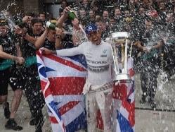 Lewis Hamilton Takes Title, Mercedes Wary of Ferrari Pace