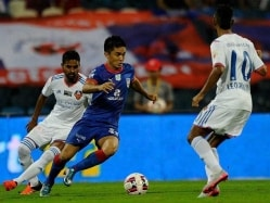 Sunil Chhetri Retained By Mumbai City FC For 2016 Indian Super League