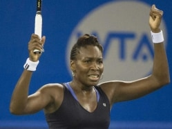 Venus Williams Beats Misaki Doi to Win Taiwan Open