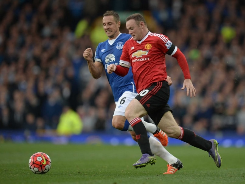Wayne Rooney Man Utd Wayne Rooney Helps Manchester United Achieve Clinical Win Over Everton