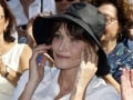 Carla Bruni To Coach French National Football Team in Advertisement