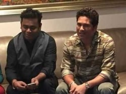 Sachin Tendulkar, AR Rahman to be Olympics Ambassadors After Salman Row?