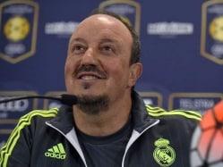 Rafael Benitez's Job on Line as Real Madrid Face Real Sociedad