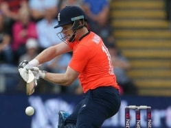 England's Eoin Morgan Glad to Justify Angus Fraser's Faith
