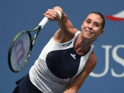 Retired US Open Champion Pennetta Hints at Rio Return, Minus Fognini