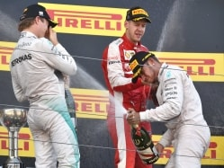 Japanese GP: Nico Rosberg Stews as Lewis Hamilton Twists Knife