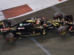 Renault Reveal Aim to Acquire Cash-Strapped Lotus Formula One Team
