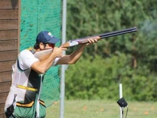 Mairaj Ahmed Khan Gives India First Skeet Medal in World Cup