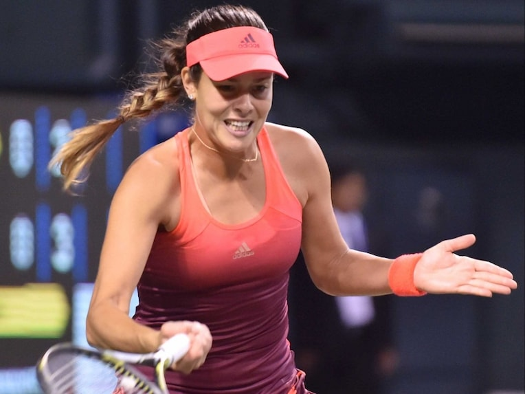 Ana Ivanovic And Petra Kvitova Stunned at Wuhan Open ...