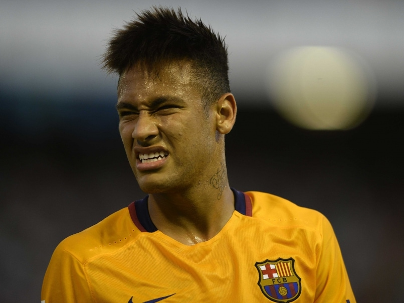 Barcelona's Neymar Fined €45m For Brazil Tax Fraud