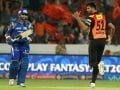 Indian Premier League: Sunrisers Hyderabad's Barinder Sran Fined For Misbehaviour