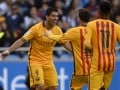 F.C Barcelona Thrash Deportivo 8-0, Luis Suarez Scores Four Goals