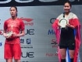 Sony Dwi Kuncoro, Ratchanok Intanon Win Singapore Open Superseries