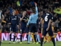 Barcelona protected, Fumes Fernando Torres After Red Card