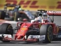 Sebastian Vettel Handed Five-Place Grid Penalty For Russian Grand Prix