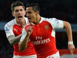 Alexis Sanchez Brace Gives Arsenal 2-0 Win Over West Bromwich Albion