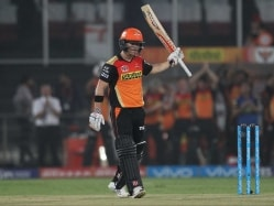 IPL, Highlights: Warner's Unbeaten 93 Guides SRH To Maiden Final