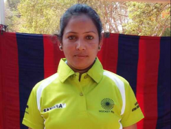 India's Durga Thakur Promoted as International Hockey Umpire