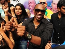 Dwayne Bravo to Sing For Bollywood Flick 'Tum Bin 2'