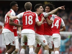 Arsenal F.C., Manchester City F.C. Stroll, Martin Olsson Stuns Newcastle