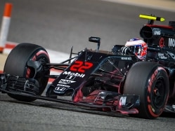 Jenson Button Gives McLaren Belief After Strong Show in Second Practice in Bahrain