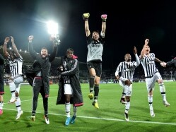 Juventus Secure Record-Equalling Fifth Straight Italian Serie A Crown
